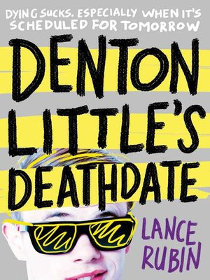 cover image of Denton Little's Deathdate