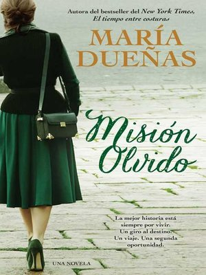 cover image of Misión Olvido (The Heart Has Its Reasons)