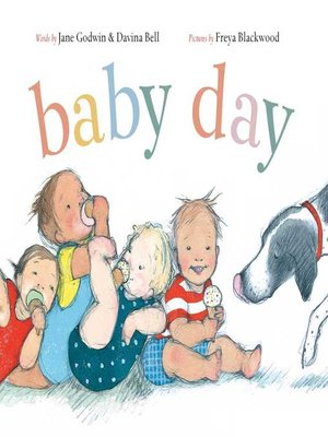 cover image of Baby Day
