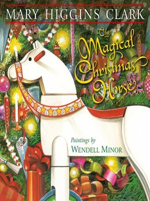 cover image of The Magical Christmas Horse