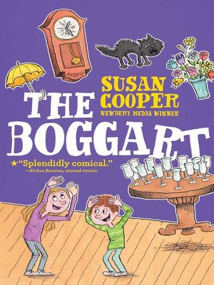 cover image of The Boggart