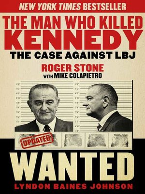 cover image of The Man Who Killed Kennedy