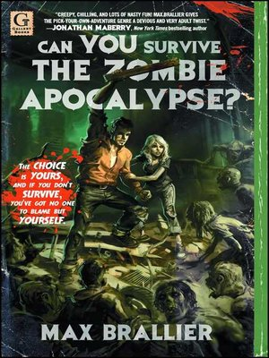 cover image of Can You Survive the Zombie Apocalypse?