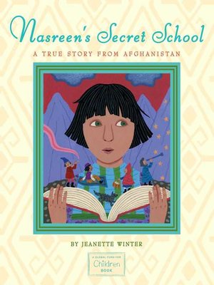 cover image of Nasreen's Secret School