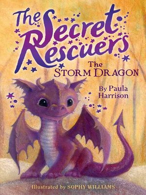 cover image of The Storm Dragon