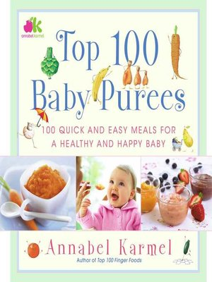 Top Baby Purees