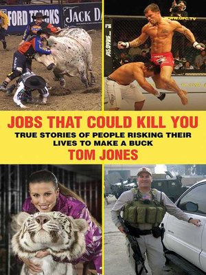 cover image of Jobs That Could Kill You