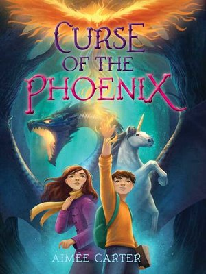 cover image of Curse of the Phoenix
