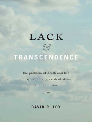 cover image of Lack & Transcendence