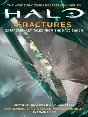 cover image of Fractures: Extraordinary Tales from the Halo Canon