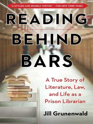 cover image of Reading behind Bars