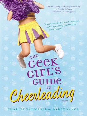 cover image of The Geek Girl's Guide to Cheerleading