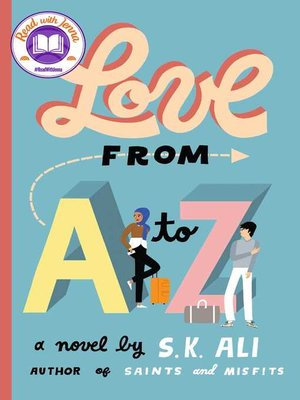 cover image of Love from a to Z