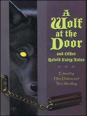 cover image of A Wolf at the Door