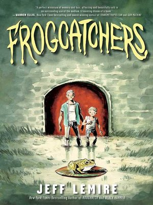 cover image of Frogcatchers