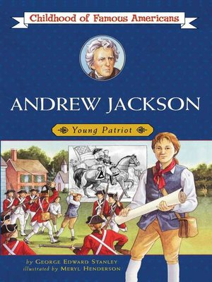 cover image of Andrew Jackson