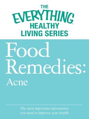 cover image of Food Remedies--Acne