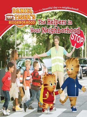 cover image of The Helpers in Your Neighborhood