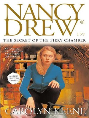 cover image of The Secret of the Fiery Chamber