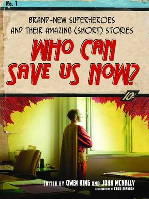 cover image of Who Can Save Us Now?
