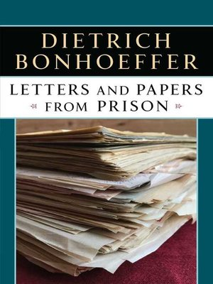 letters and papers from prison pdf