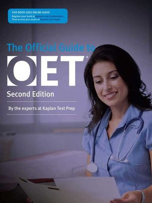 cover image of Official Guide to OET