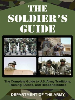 cover image of The Soldier's Guide