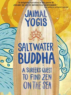 cover image of Saltwater Buddha