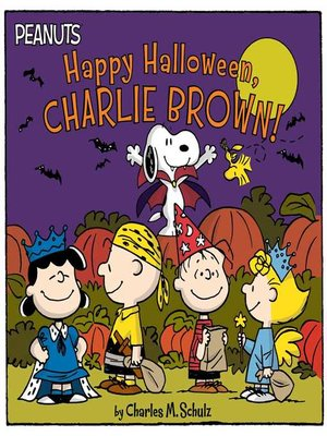 cover image of Happy Halloween, Charlie Brown!