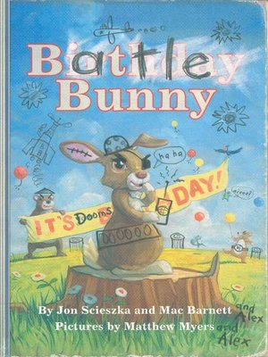 cover image of Battle Bunny