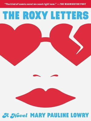 The Roxy Letters Book Cover