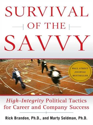 survival of the savvy audiobook