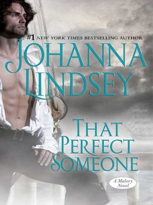 cover image of That Perfect Someone