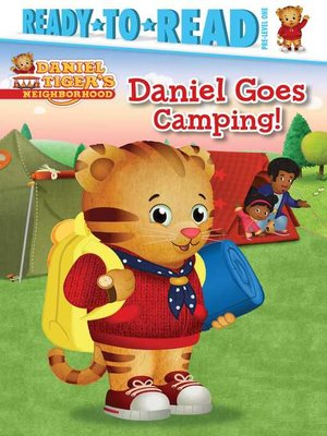 cover image of Daniel Goes Camping!
