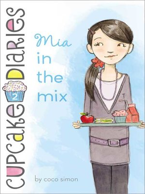 cover image of Mia in the Mix