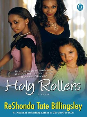 cover image of Holy Rollers