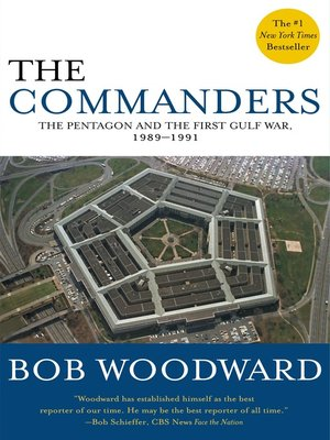 cover image of Commanders