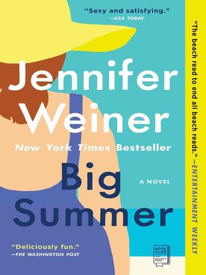 cover image of Big Summer