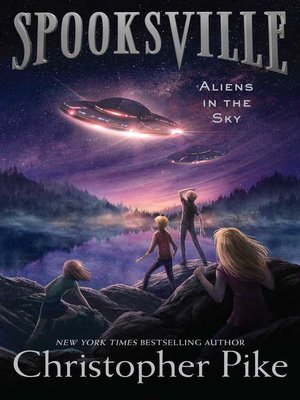 cover image of Aliens in the Sky