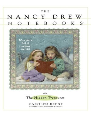 cover image of The Hidden Treasures
