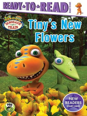 cover image of Tiny's New Flowers