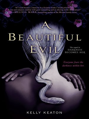 cover image of A Beautiful Evil
