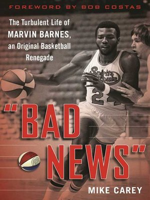 "cover image of ""Bad News"""