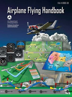 cover image of Airplane Flying Handbook (Federal Aviation Administration)