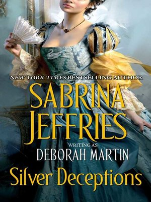 cover image of Silver Deceptions