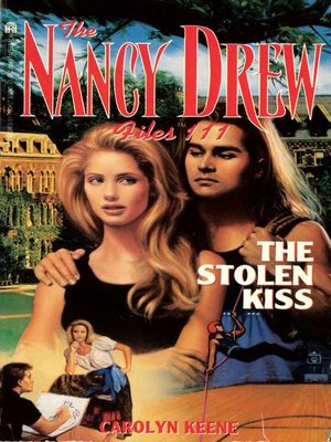 cover image of The Stolen Kiss
