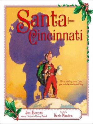 cover image of Santa from Cincinnati