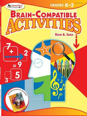 cover image of Brain-Compatible Activities, Grades K-2