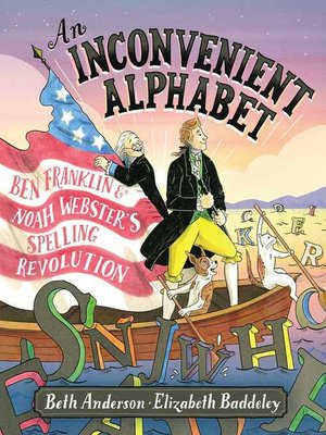 cover image of An Inconvenient Alphabet