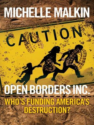 cover image of Open Borders Inc.